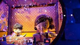 Macy's Yes Virginia Holiday Window Display