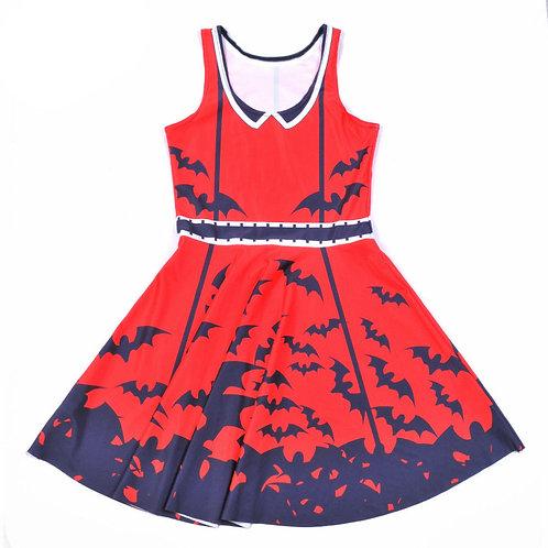 Vestido Murcielagos / Bats Dress WH253