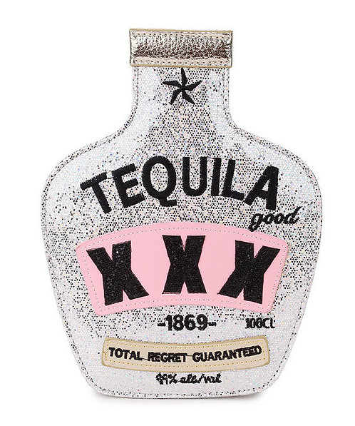 Bolso Botella Tequila Bag Wh458