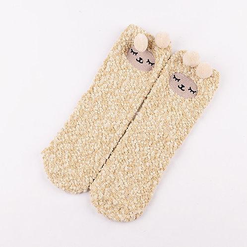 Calcetines Alpaca Socks WH461
