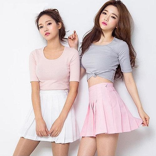 Falda Pastel Skirt WH262