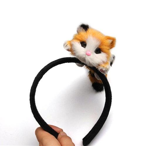 Diadema Gato / Cat Hairband WH401