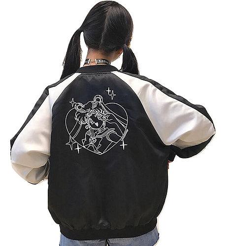 Chaqueta Sailor Moon Jacket Sukajan WH335