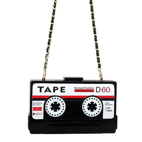 Bolso Cassette / Music Tape Bag WH430