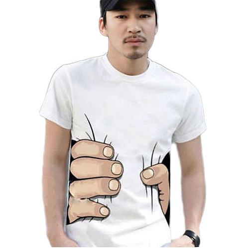 Hand T-Shirt / Camiseta Mano Wh049