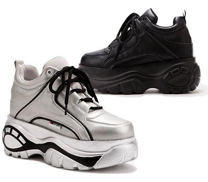 Deportivas Plataforma 90s Platform Sneakers WH035