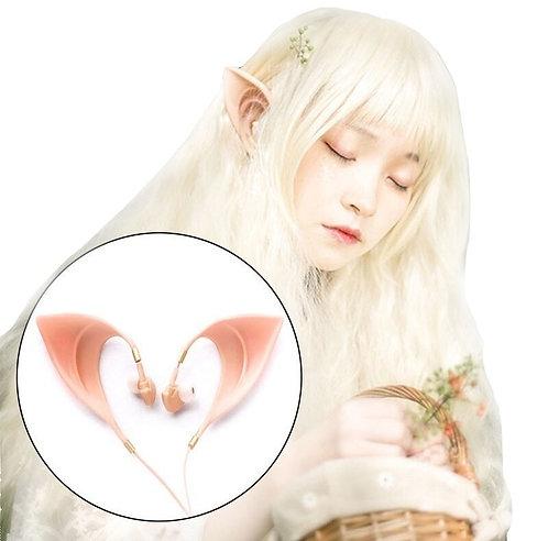 Elf Ears Earbuds / Auriculares Orejas Elfo WH179