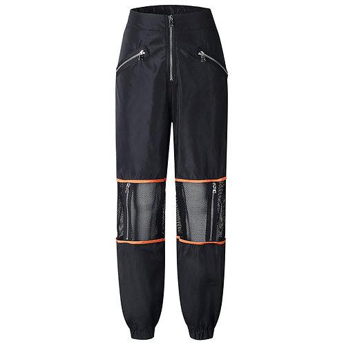 Pantalones Rejilla / Fishnet Pants WH326