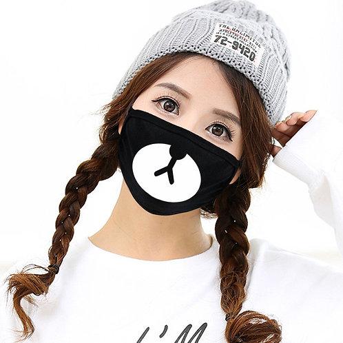 Mascarilla Japonesa Oso / Anti Dust Bear Face Mask WH066