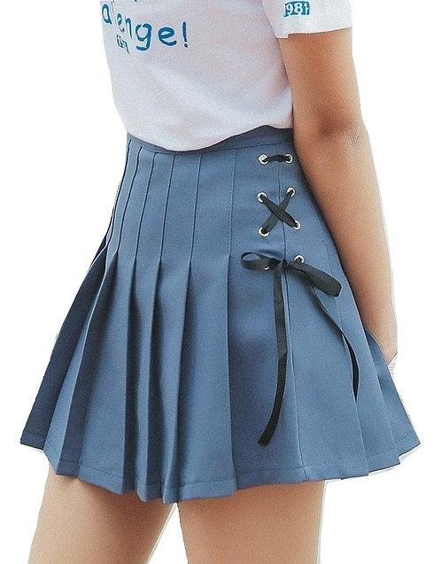Falda Lazo Corsé / Bandage Mini Skirt WH495