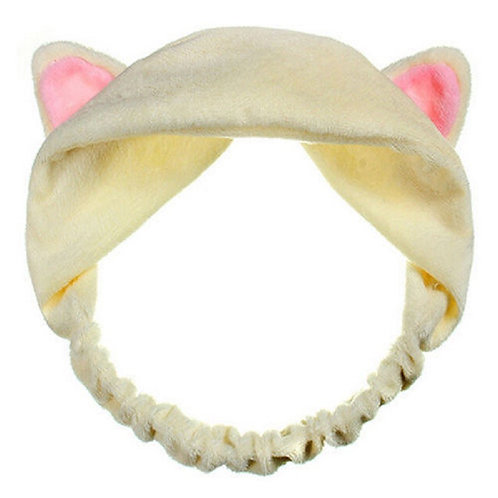 Diadema Gato / Cat Hairband WH163