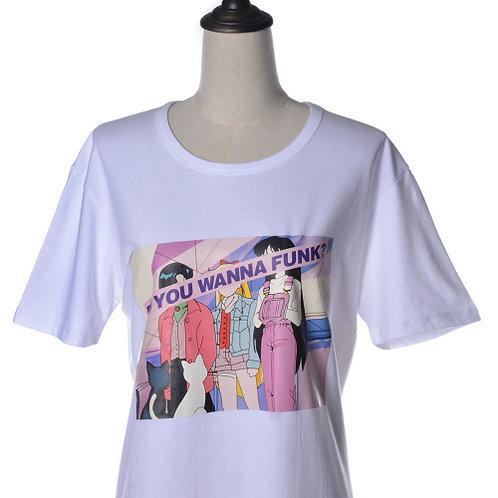 Camiseta Sailor Moon T-Shirt WH166