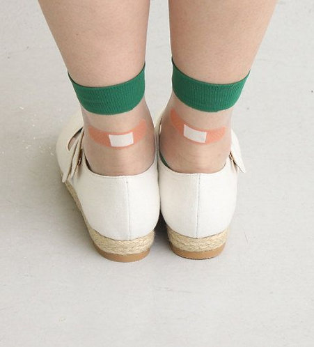 Calcetines Tiritas / Band Aid Socks WH119