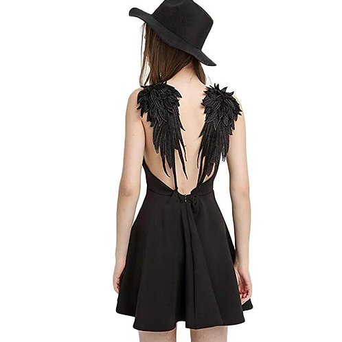 Vestido Alas / Wings Dress WH193