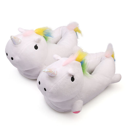Zapatillas Unicornio / Unicorn Slippers WH405