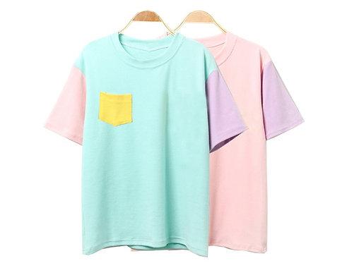Camiseta Pastel T-Shirt WH155