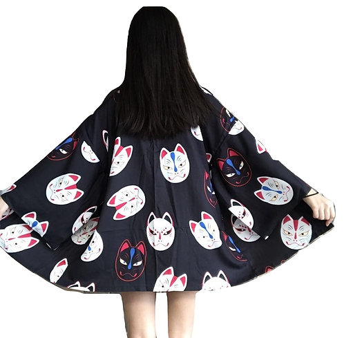 Kimono Kitsune Jacket WH194
