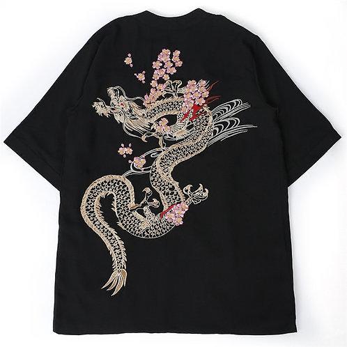 Kimono Dragon Jacket WH182