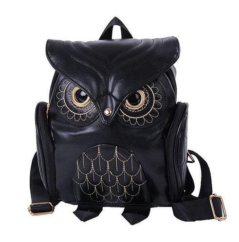 Mochila Buho / Owl Backpack Wh006