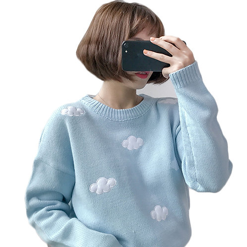 Jersey Nubes / Clouds Sweater WH372