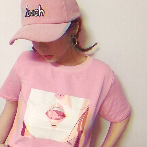 Camiseta Lengua / Tongue T-Shirt WH431