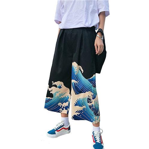 Pantalon Ola Japonesa / Japanese Wave Pants WH250
