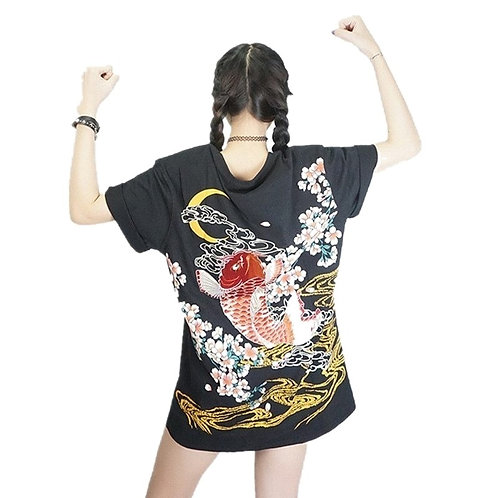 Camiseta Koi T-Shirt WH282