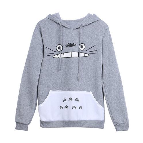 Totoro Hoodie Sudadera Wh289