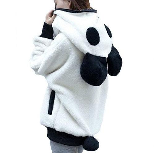 Panda Hoodie Chaqueta Wh106