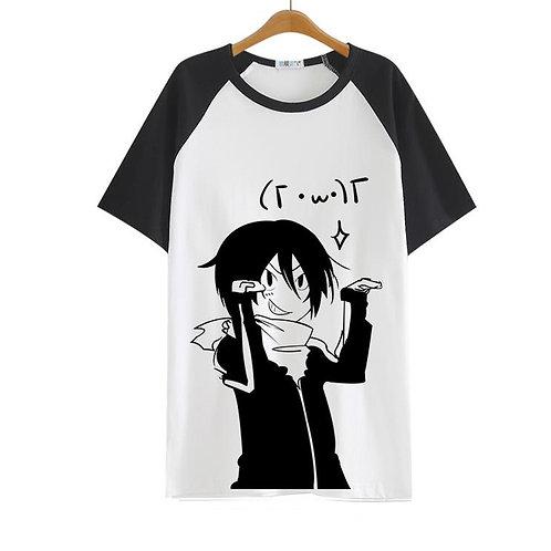Camiseta Manga Anime T-Shirt WH446