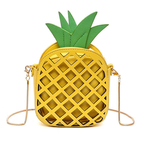 Bolso Piña / Pineapple Bag WH476
