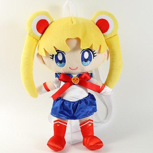 Mochila Sailor Moon Usagi Tsukino Chibiusa Backpack WH185