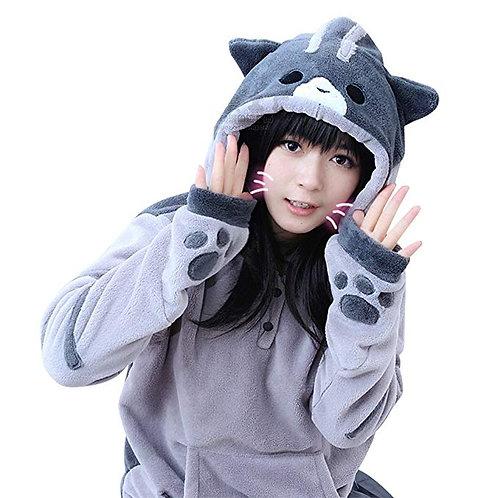 Sudadera Gato / Cat Hoodie WH029