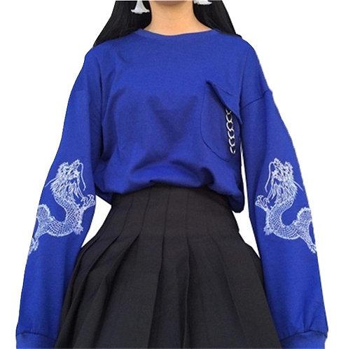 Sudadera Dragon Sweatshirt WH316