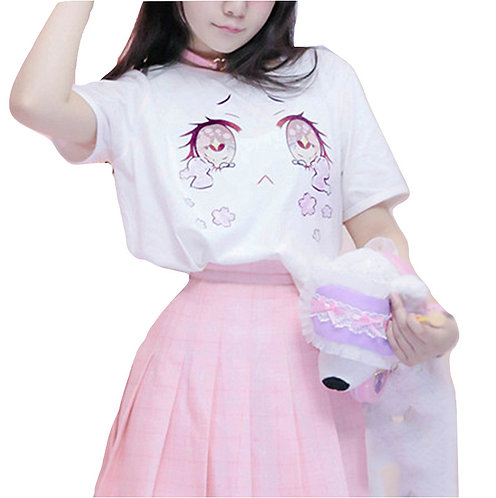 Camiseta Lagrimas / Teardrops T-Shirt WH411
