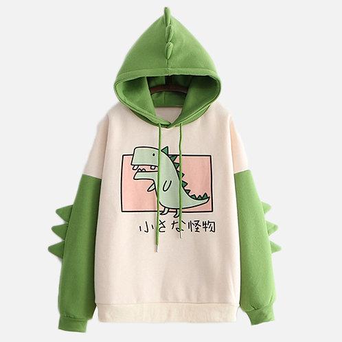Sudadera Dinosaurio / Dinosaur Hoodie WH074