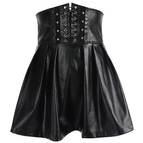 Falda Corsé Punk / Bandage Skirt Gothic WH213