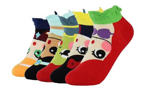 Calcetines Princesas / Princess Socks WH116