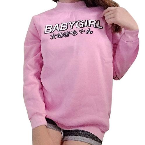 Sudadera Babygirl Sweatshirt WH126