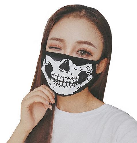 Mascarilla Calavera / Skull Facial Mask WH517
