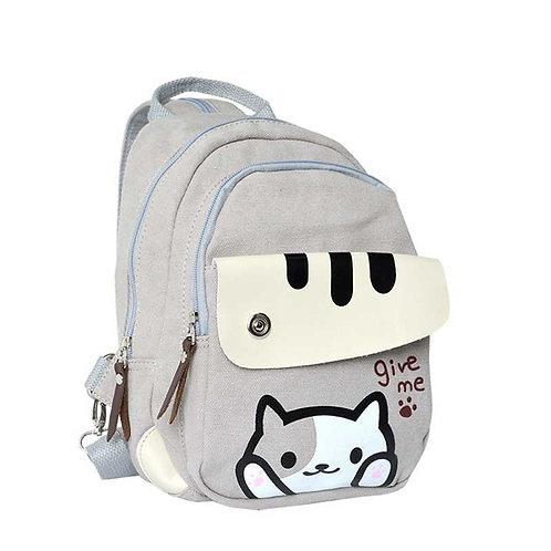Cat Backpack / Mochila Gato Wh484