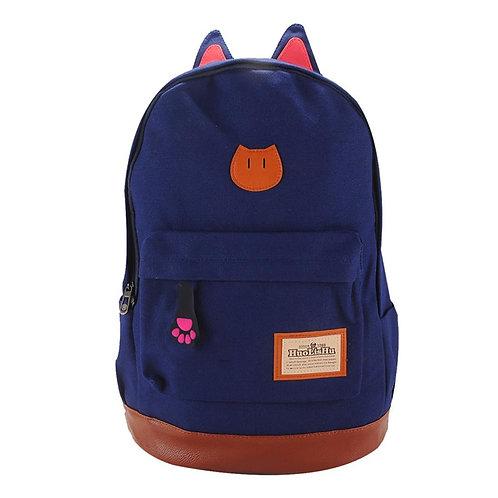 Cat Backpack / Mochila Gato Wh191