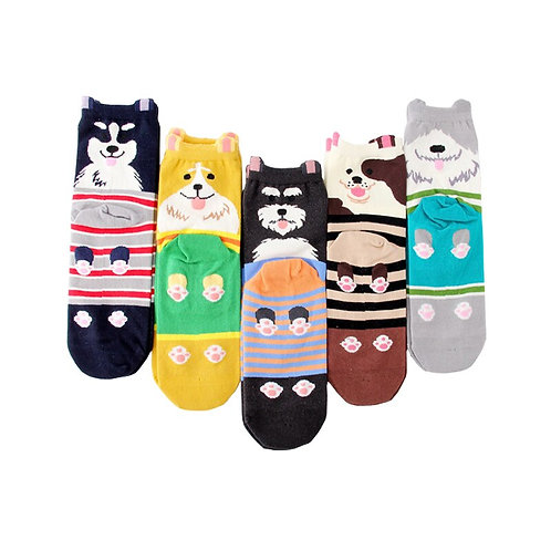 Calcetines Animales / Animal Socks WH419