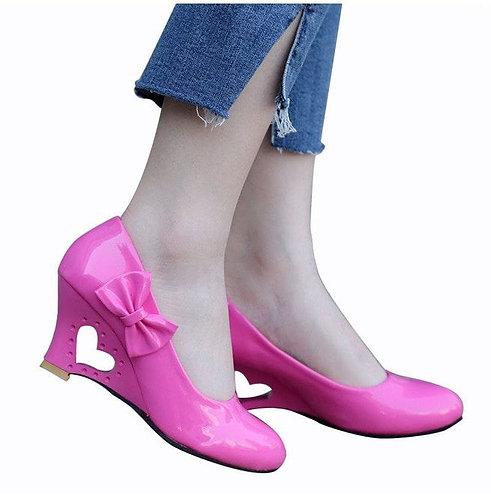 Heart Heels / Tacones Corazon WH385