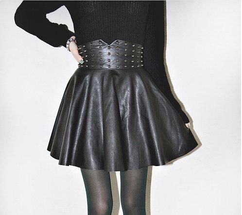 Spikes Skirt / Falda Pinchos Wh239