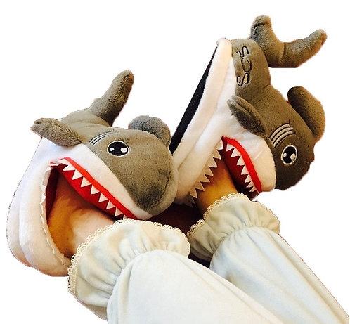 Zapatillas Tiburón / Shark Slippers WH331