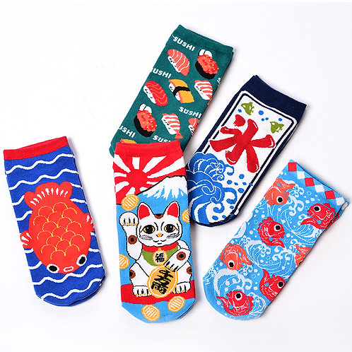 Calcetines Japoneses / Japanese Socks WH263