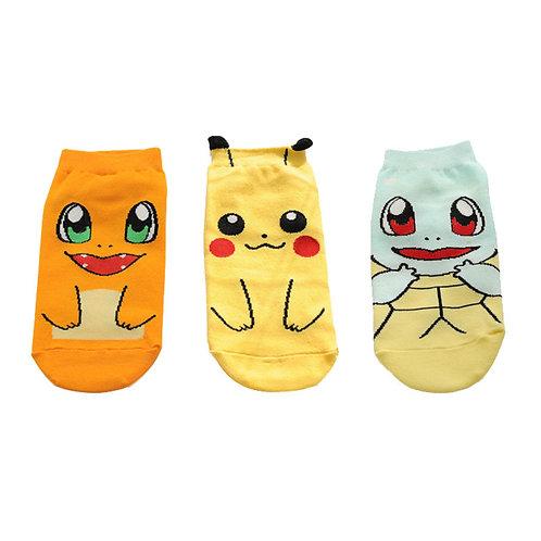 Pokemon Go Socks Calcetines WH288