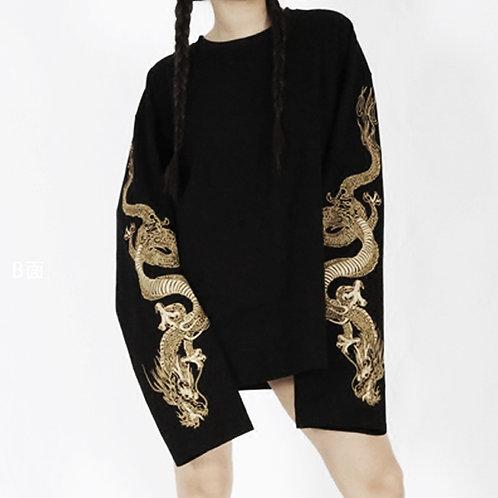 Sudadera Dragones / Dragon Sweatshirt WH152