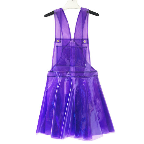 Vestido Transparente / Transparent Dress WH004